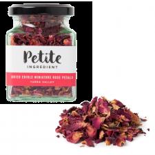 Dried Edible Miniature Rose Petals