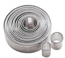 Cutter - 14pc Circle Set - Tin