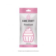 Fondant - Cakecraft - 250g White