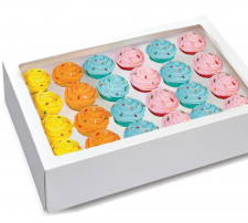 Cup Cake Box -24 - With Insert