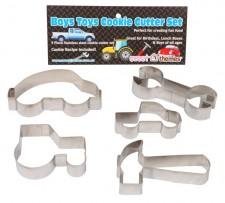Cookie Cutter - ST - Boys Toys Set