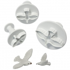 Cutter - Ejector - Dove - Set of 3