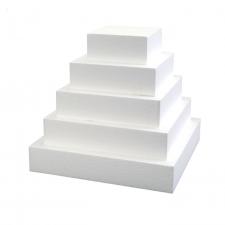 """Foam - Square - 7"""""""