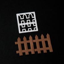 Cutter - FMM - Picket Fence