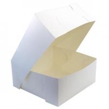 BULK Cake Box - 8X8X4 x 100