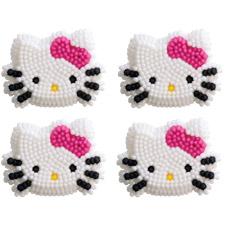 Sugar - Wilton Sugar Decorations Hello Kitty