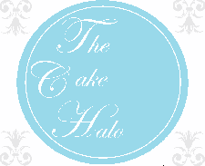 The Cake Halo - SQUARE 6, 8 10