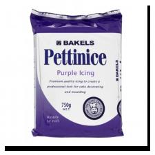 Fondant - Bakels - 750g Purple