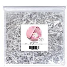 Shredded Paper - White 100g