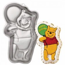 Pooh Standing