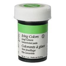 Paste - Wilton - 1Oz - Leaf Green