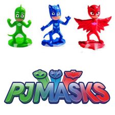 Figurines - PJ Masks Set of 3