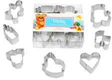 Cookie Cutter - ST - Mini Baby Set