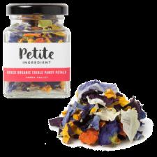 Dried Organic Edible Pansy Petals