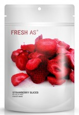 Freeze Dried - Strawberry Slices 22g