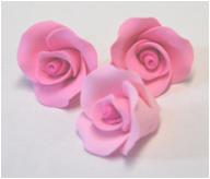 Flower - Rose - Pink - Tiny (No Leaf)
