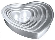 "Tin - Heart - 16"""