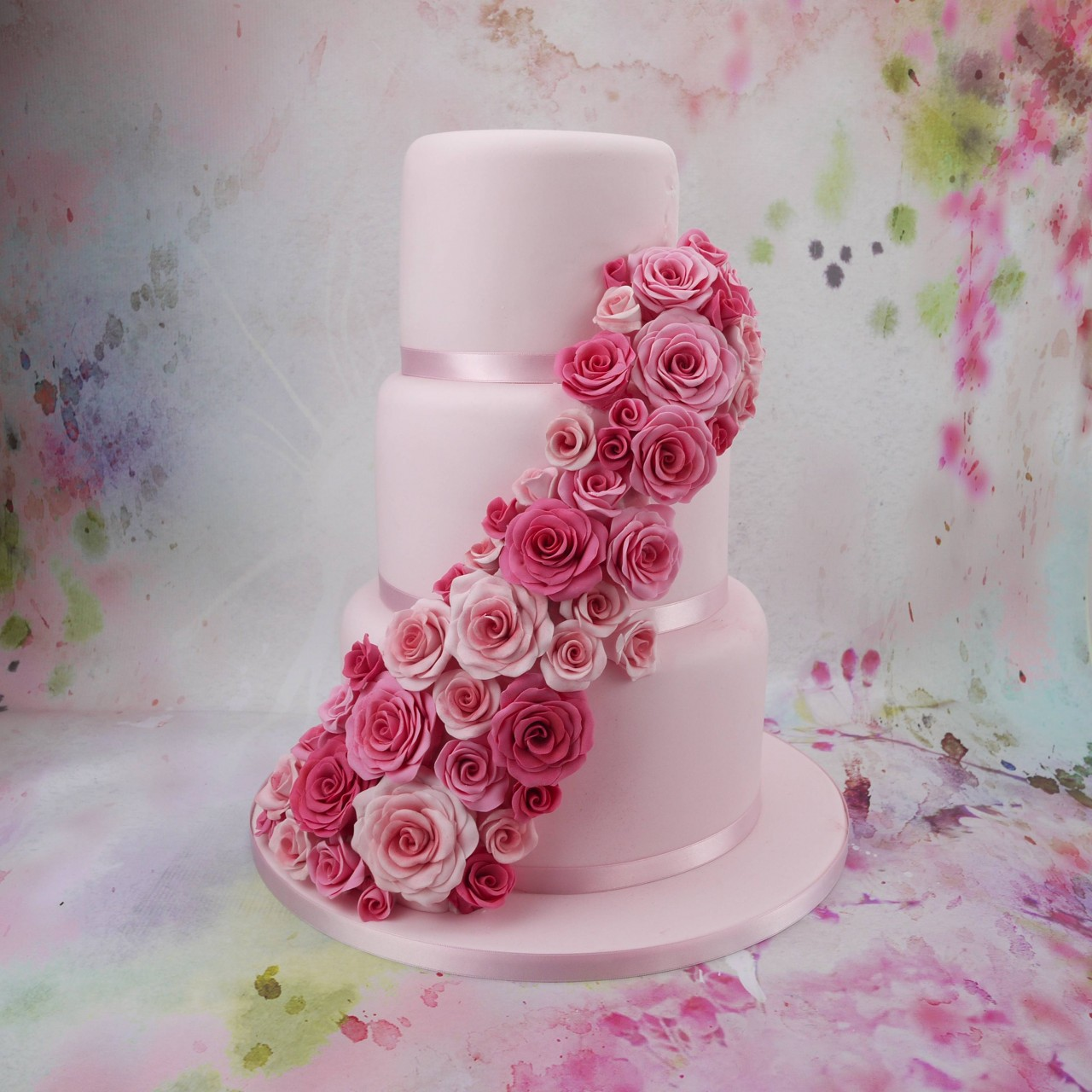 Cutter Fmm Easiest Rose Cutter Ever Cake Decorating Solutions