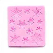 Mould - BNC - Snowflakes
