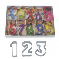 Cutter - Numbers 2.5 inches