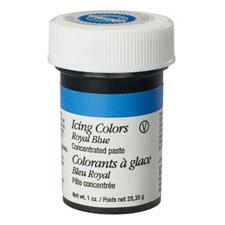 Paste - Wilton - 1Oz - Royal Blue