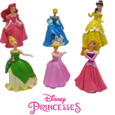 Figurines - Disney Princess Set 6