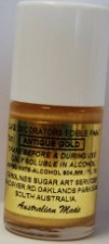 Paint - Edible - Antique Gold - 15Ml