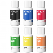 Colour Mill Set - Primary