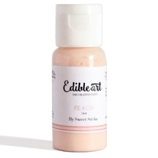 Sweet Sticks Edible Paint - Peach 15ml