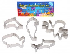 Cookie Cutter - ST - Under The Sea Set