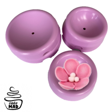 Cake Mad - Flower Forming Cups - Set 6