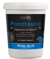Fondtastic - Royal Blue 2LB