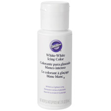 Wilton White White Colour Liquid 2 Oz