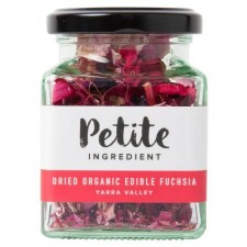 Dried Organic Edible Fuchsia