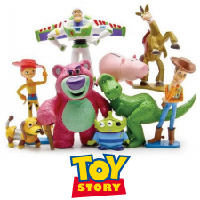 Figurines - Toy Story Set 9