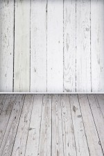 Photo Backdrop - Grey Wood