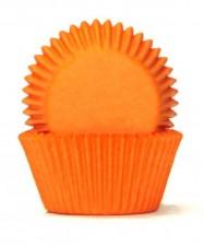 Muffin Cup - 408 - Orange (100 Pk)