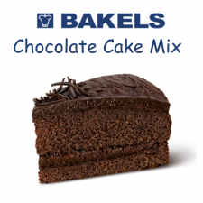 Cake Mix - Chocolate - 3kg