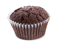 Naked - Chocolate Mud Cupcake