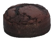 Naked - Chocolate Mud Round Cake 10 Inches