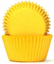 Muffin Cup - 650 - Yellow (100 Pk)
