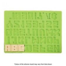 Silicone Mould - Pixel Font Letter & Number Set