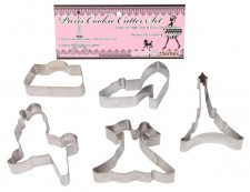 Cookie Cutter - ST - Paris Set
