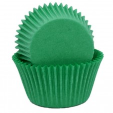 Muffin Cup - 650 - Green (100 Pk)