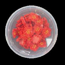 Sugar Flowers - Red
