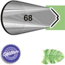 Tip - Std Leaf Tip #68
