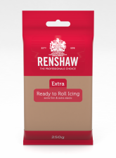 Renshaws - 250G Teddy Bear Brown