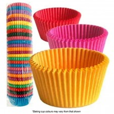 Muffin Cup - 650 - Assorted Colours (500Pk)