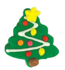 Sugar Decoration - Xmas Tree - Small