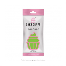Fondant - Cakecraft - 250g Lively Lime